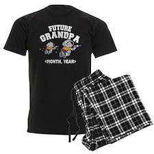 Personalized Future Grandpa Pajamas