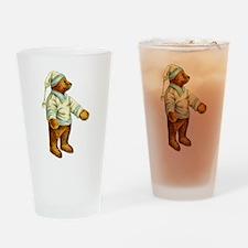TEDDY BEAR Drinking Glass