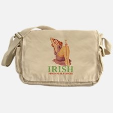 PROUD TO BE A GINGER Messenger Bag