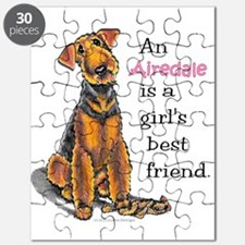 Airedale Terrier Lover Puzzle