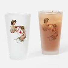 WAITING ON LOVE Drinking Glass