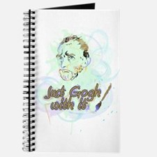 Just Gogh With It! Journal
