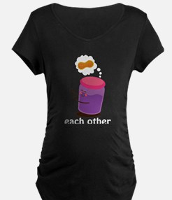 Couples Each Other Jelly T-Shirt