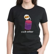 Couples Each Other Jelly Tee