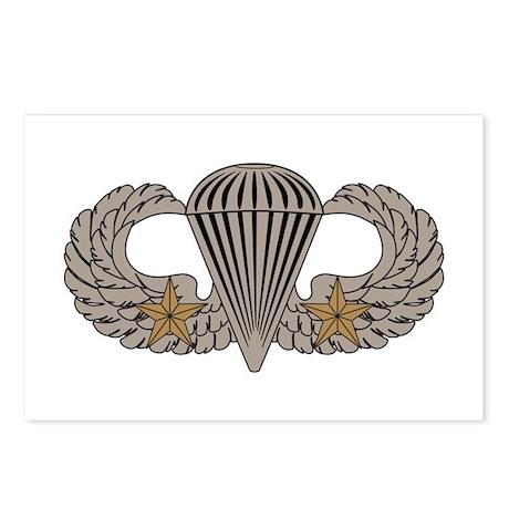 Combat Parachutist 2nd awd basic Postcards (Packag
