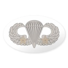 Combat Parachutist 2nd awd basic Decal