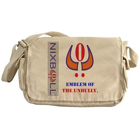 emblem unbully Messenger Bag