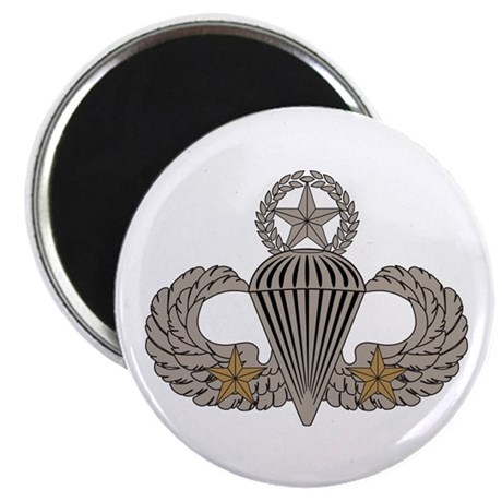Combat Parachutist 2nd awd Master Magnet