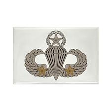 Combat Parachutist 2nd awd Master Rectangle Magnet