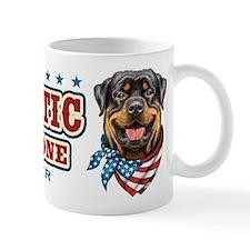 Patriotic - Rottweiler Mug