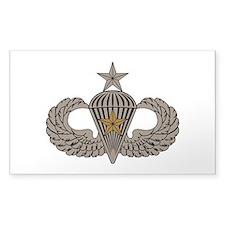 Combat Parachutist 1st awd Sr. Decal