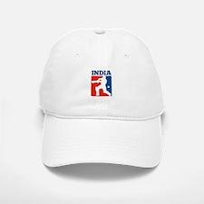 cricket batsman India Baseball Baseball Cap