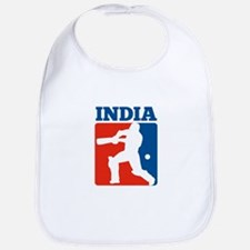cricket batsman India Bib