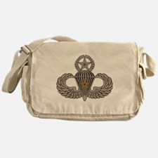 Combat Parachutist 1st awd Master Messenger Bag