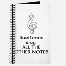 Baritones sing ALL THE OTHER Journal