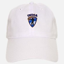 cricket batsman India Baseball Baseball Cap
