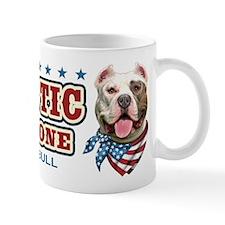 Patriotic - Pit Bull Mug