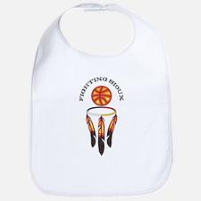 """Fighting Sioux"" Bib"