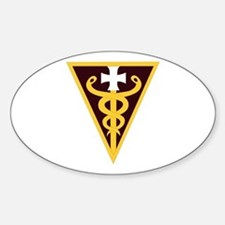 3rd Medical Command Decal