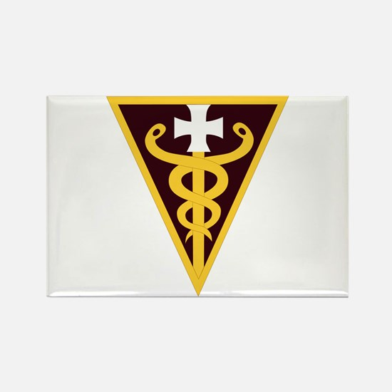 3rd Medical Command Rectangle Magnet
