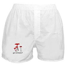 got shitake? Boxer Shorts