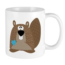 Edward, The Beaver Mug