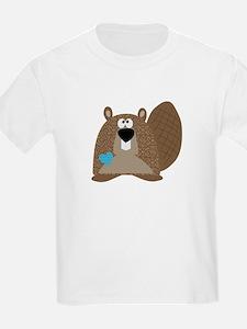 Edward, The Beaver T-Shirt