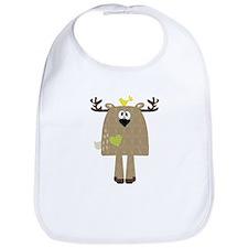 Miles, The Deer Bib