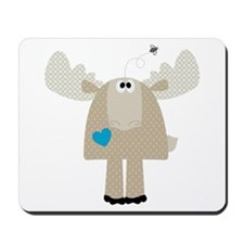 Ryder, The Moose Mousepad