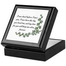 Unique Three sisters Keepsake Box