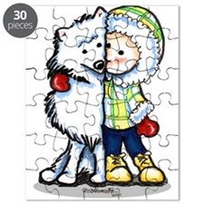 Eskimo n' Dog Puzzle