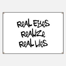Real Eyes Banner