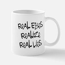 Real Eyes Mug