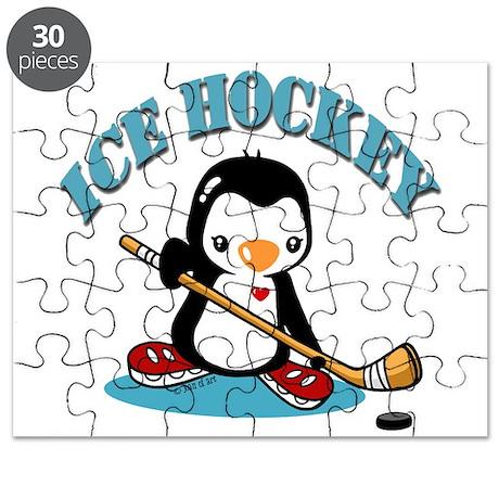 Ice Hockey (8) Puzzle