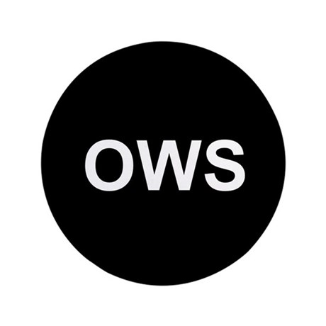 """OWS: 3.5"""" Button (100 pack)"""