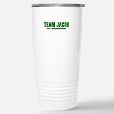 Team Jacob Travel Mug