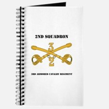 DUI - 2nd Squadron - 3rd ACR with text Journal
