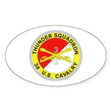 DUI - 3rd Squadron - 3rd ACR Decal