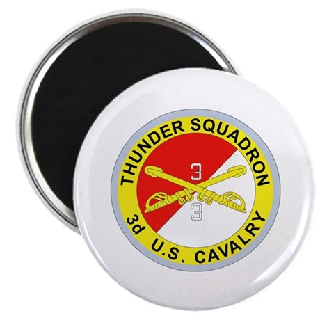 """DUI - 3rd Squadron - 3rd ACR 2.25"""" Magnet (10 pack"""