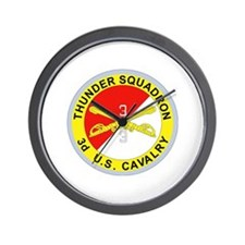 DUI - 3rd Squadron - 3rd ACR Wall Clock