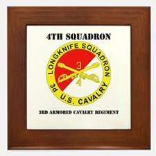 DUI - 4th Sqdrn (Aviation) - 3rd ACR with Text Fra