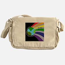 World Wide Toleration Messenger Bag