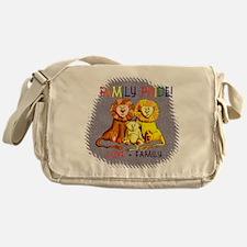 Family Pride Messenger Bag