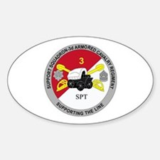 DUI - Support Squadron 3rd ACR Decal