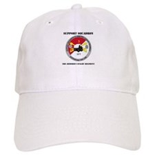 DUI - Support Squadron 3rd ACR with Text Baseball Cap