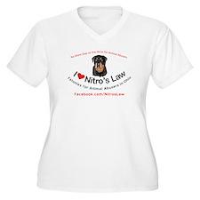 Nitro's Law T-Shirt