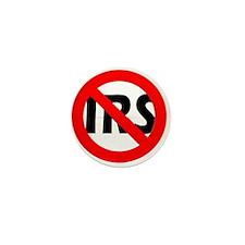 Abolish the IRS! Mini Button (10 pack)