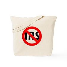 Abolish the IRS! Tote Bag