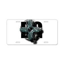 Simply Sly Aluminum License Plate
