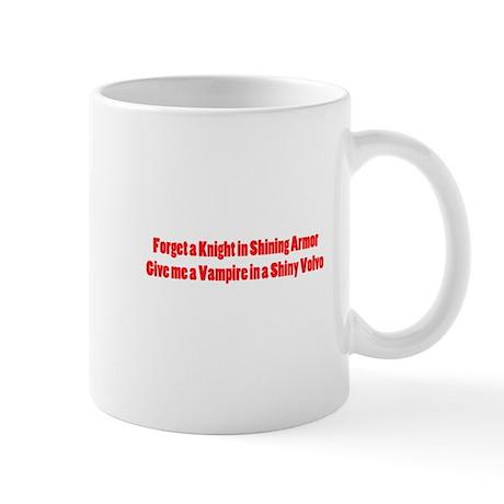 Give me a Vampire in a shiny Mug